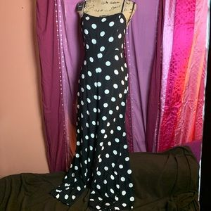 Forever 21 Other - Forever 21 Contemporary Pant Jumpsuit Polka Dot L